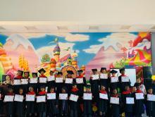 Grade RR and R graduation