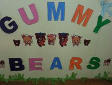 Grade R children are known as the GummiBears