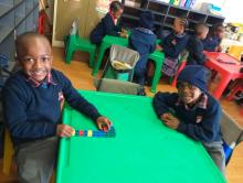 Happy to start Grade 3