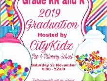 Grade RR and R Graduation 2019 flyer