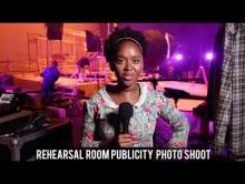 THE COLOR PURPLE SOUTH AFRICA REHEARSALS