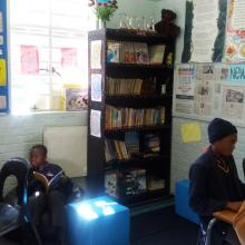 Reading Corner 2016