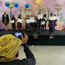 Graduation Grade 1, 2 and 3